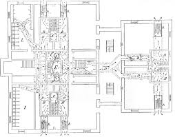 Graceland Floor Plan Of Mansion by Veazie Street