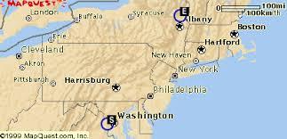 springs washington map washington dc to saratoga springs york