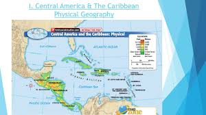 Latin America Physical Features Map Pre Ap Geography Chapter 7 U00268 Mexico Central America U0026 The