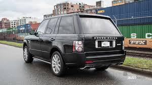 2012 Land Rover Range Rover Autobiography Supercharged Autoform