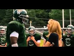 The Blind Side Of Love The Blind Side Football Practice Scene Youtube