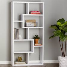 Modern White Bookcases Best 25 Modern Bookcase Ideas On Pinterest The Modern Nyc The