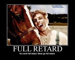 Full Retard Meme - image 194097 full retard know your meme