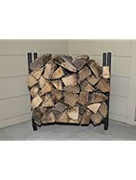 Fireplace Rack Lowes by Shop Amazon Com Log Carriers U0026 Holders