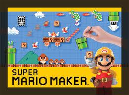 super mario maker nintendo 3ds wii official