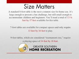 9 foot pool table dimensions pool table buying guide