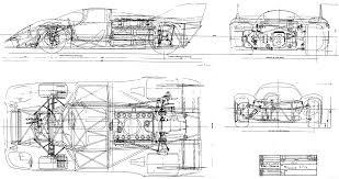porsche 917 group 5 1969 racing cars