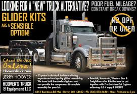 custom truck sales kenworth hoover u0027s glider kits