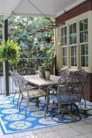 decoration terrasse exterieure moderne 20 idées de tapis d u0027extérieur u2013 réussir la déco du coin repas