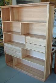 Timber Bookshelf Tasmanian Oak Artra Bookcase Arcadian Concepts Specialising In