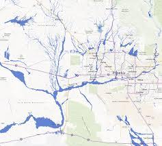Arizona Political Map by Vygogo Map Of Arizona