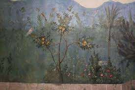 roman wall painting article ancient history encyclopedia garden fresco livia s villa rome