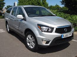 used ssangyong korando cars for sale motors co uk