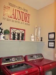 Decorated Laundry Rooms by Pictures Of Laundry Rooms Laundry Room Decorations On No Budget