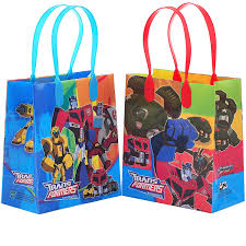 where to buy goodie bags transformers party favor goodie small gift bags 12