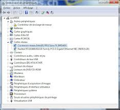 Problème Carte Réseau Wifi Dans Carte Réseau Sous Windows 7 Libellules Ch