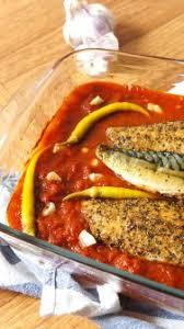 cuisiner des maquereaux maquereaux à la basquaise food