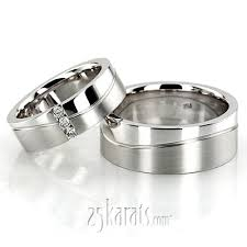 white gold wedding bands his and hers wedding band sets his and hers wedding bands matching wedding