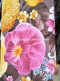 Polyester Flowers - big flower print fabric big flower print fabric suppliers and
