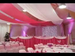 salles mariage mariage theme fushia decorations salles mariage salles de fetes