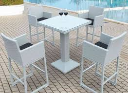 High Top Patio Dining Set 23 High Top Patio Sets Square Teak Patio Hi Top Table And