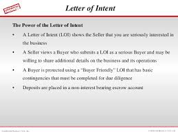 4 commercial real estate letter of intent template lifeletter