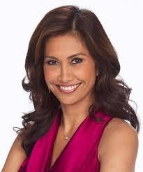 news anchor in la hair maria quiban fox 11 weather social media anchor los angeles