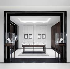house design news david thulstrup designs symmetrical space for georg jensen