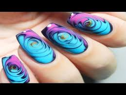 Diy Easy Halloween Drag Marble Nails Design Cute Dry Nail Art by 19 Best Nail Art Marble Videos Images On Pinterest Marble Nail