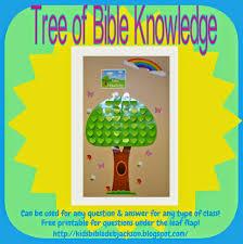 bible fun for kids june 2013