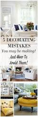 5 decorating mistakes that make your home look cluttered setting