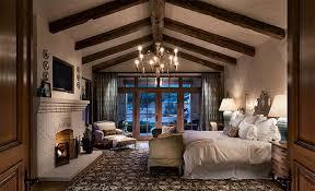 20 modern bedroom designs with exposed wood beams rilane