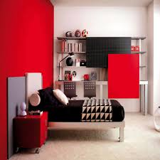 Ideas For Guest Bedrooms - red and black bedrooms guest bedroom decorating ideas