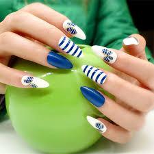 popular long full acrylic nails buy cheap long full acrylic nails