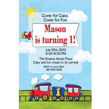 top 12 train birthday party invitations theruntime com