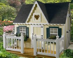 triyae com u003d victorian backyard floored playhouse various design