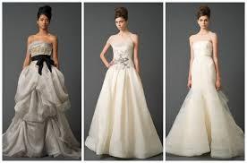 Designer Wedding Dresses Vera Wang Five Top Wedding Dress Designers The I Do Moment