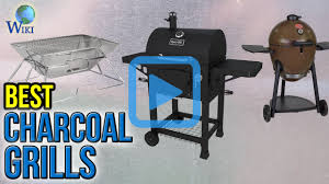 top 10 charcoal grills of 2017 video review