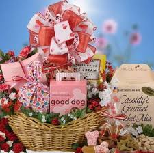 best friend gift basket dog gift baskets top presents for dogs and dog fans our dogs and us