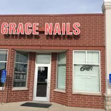 grace nails nail salons 207 ne delaware ave ankeny ia