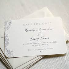 save the date wedding cards invitation for save the date wedding cards emily and gary marriage