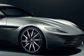 Aston Martin Db10 James Bond S Car From Spectre Meet The New Bond Car The Verge