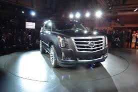 2015 cadillac escalade fuel economy 2015 cadillac escalade unveiled the about cars