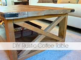 Stained Coffee Table Diy 38 Hardwood Contemporary Diy Coffee Table Plans Minimalist