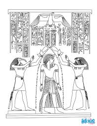 click on the below best printable egypt coloring pages to download