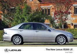 lexus is 200 new le model joins the lexus is range lexus uk media site