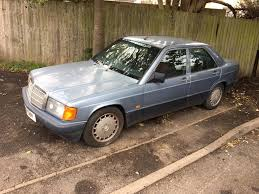 mercedes 190e breaking 190 w201 in coventry west midlands