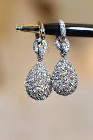 teardrop diamond earrings jewelry photos teardrop diamond earrings inside weddings