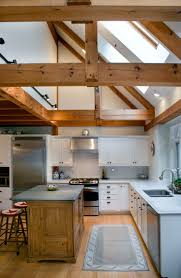kitchen lighting on vaulted ceilings quanta lighting