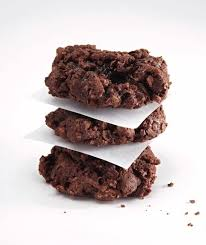 flourless german chocolate cake cookies recipe real simple